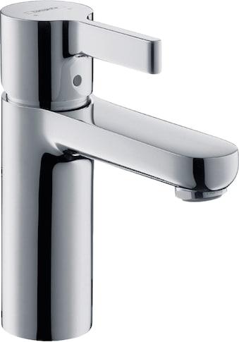 hansgrohe Waschtischarmatur »Metris S«, mit Ablaufgarnitur und Temperaturbegrenzer kaufen