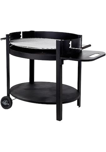 TEPRO Holzkohlegrill »Calypso«, Chill&Grill, BxTxH: 120x59x89 cm kaufen