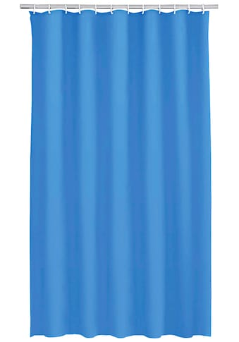 Kleine Wolke Duschvorhang »Uni«, Breite 180 cm, Höhe 200 cm kaufen