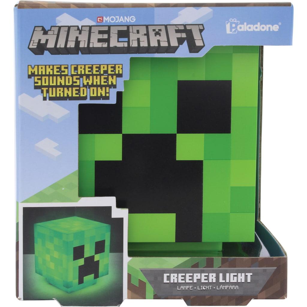 Paladone Dekolicht »Minecraft Creeper Leuchte«