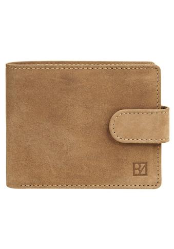 BODENSCHATZ Brieftasche »BICOLOUR«, 2fach klappbar kaufen