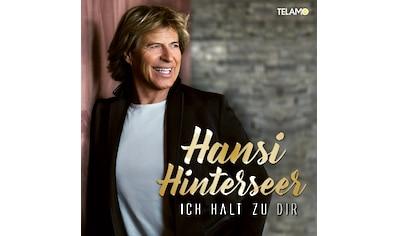 Musik-CD »Ich halt zu Dir / Hinterseer,Hansi« kaufen