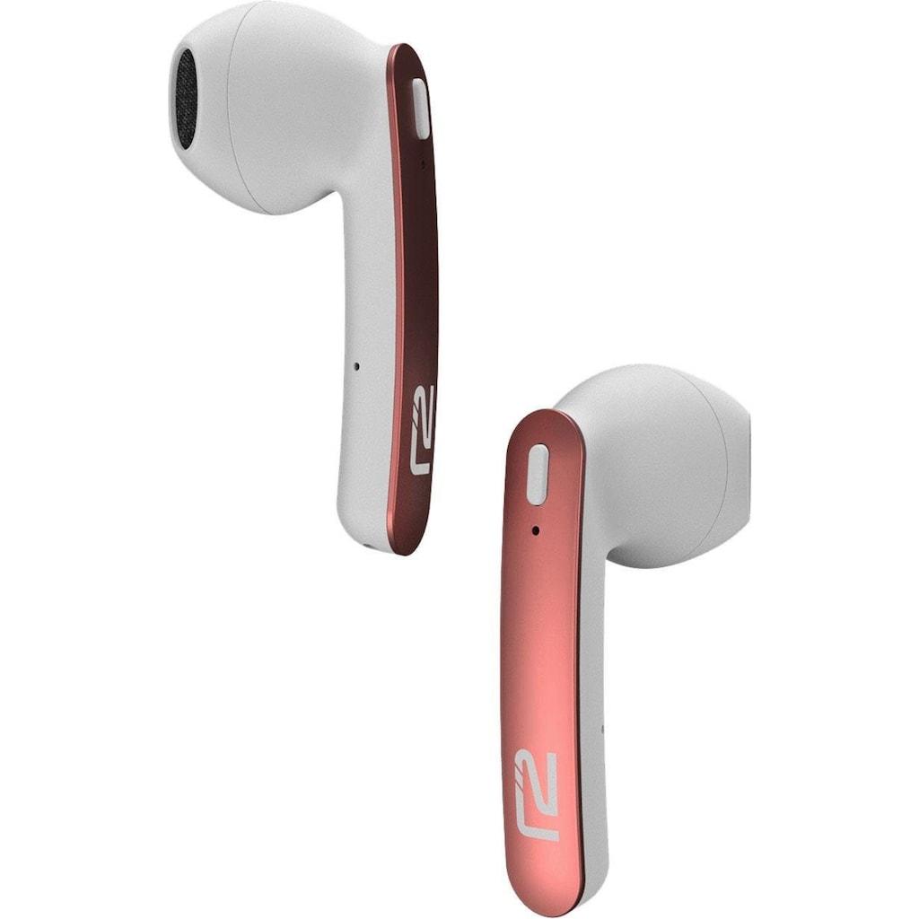 ready2music In-Ear-Kopfhörer »Chronos Air«, Bluetooth, True Wireless, Mit Aufbewahrungsbox / Ladestation