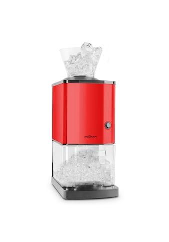 ONECONCEPT Ice Crusher 15kg/h 3,5 Liter Eisbehälter Edelstahl »OJ6 - Icebreaker - R« kaufen