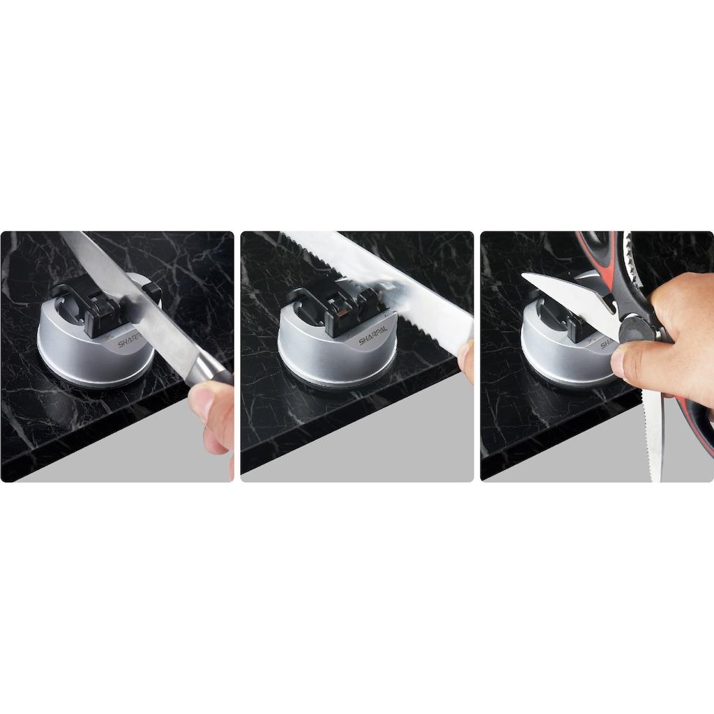 SHARPAL Messerschärfer »Knife & Scissors Sharpener«