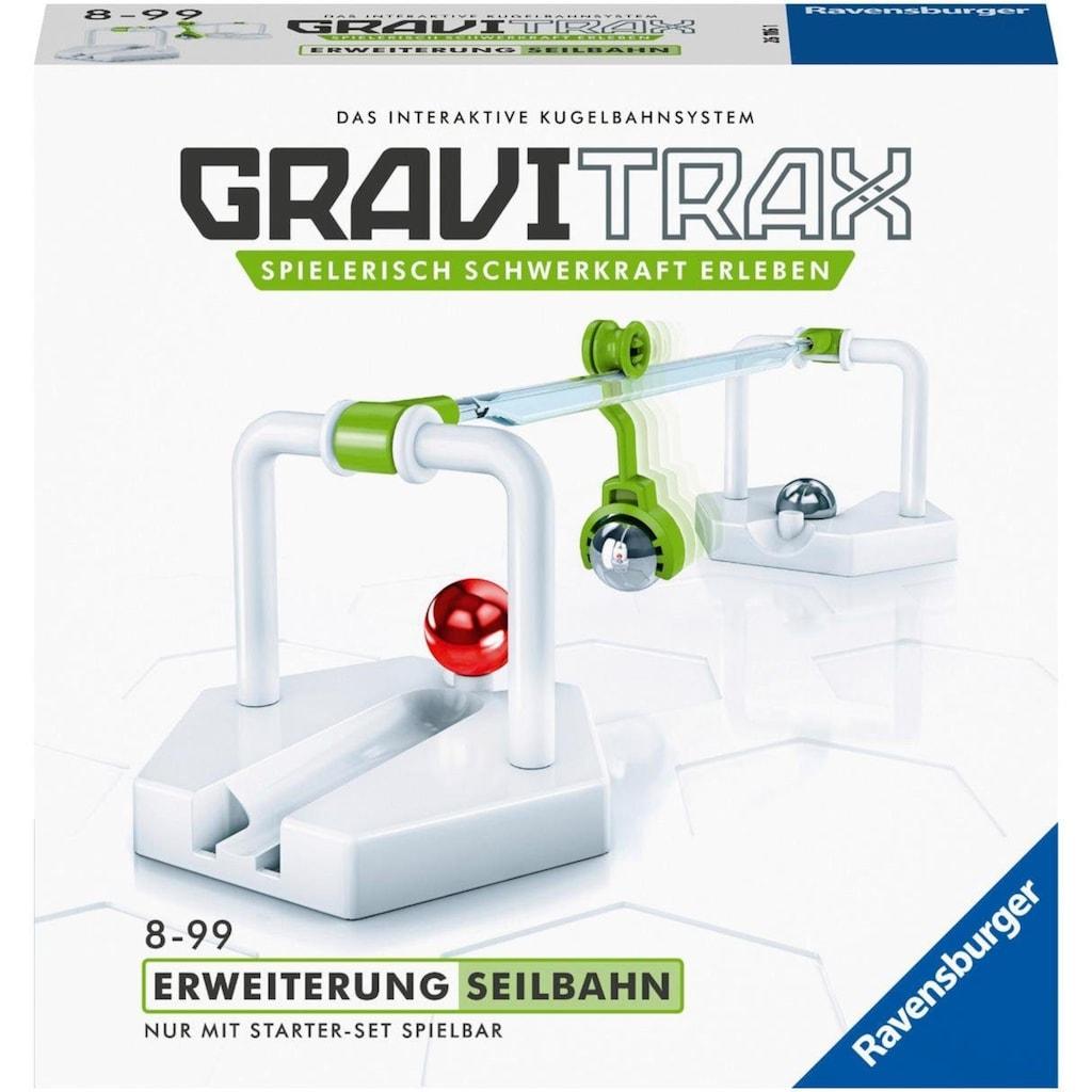 Ravensburger Kugelbahn »GraviTrax® Seilbahn«, Made in Europe, FSC® - schützt Wald - weltweit