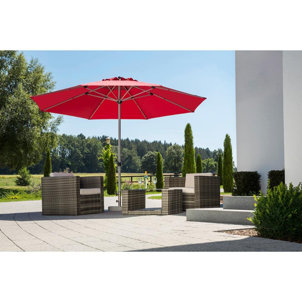 Schneider Schirme Sonnenschirm »Gemini«, ohne Schirmständer