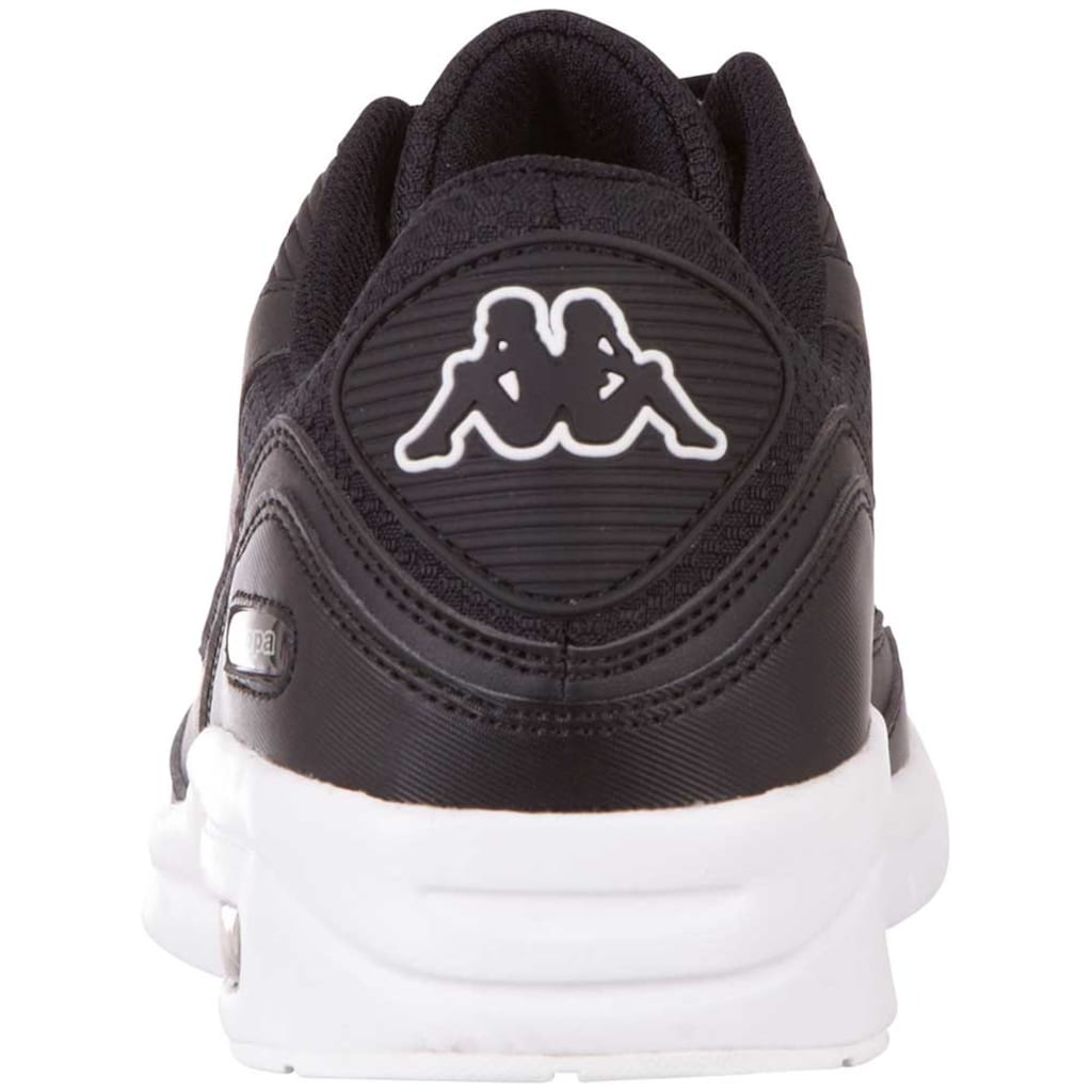 Kappa Sneaker »HARLEM II«, mit extra robuster Fersenkappe