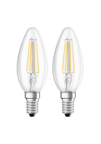 Xavax LED-Filament, E14, 470lm ersetzt 40W, Kerzenlampe, Warmweiß kaufen