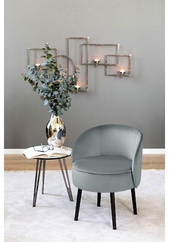 Fink Cocktailsessel »ELLIS«, mit runder Sitzfläche kaufen