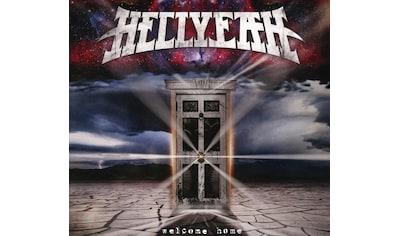 Musik-CD »Welcome Home / Hellyeah« kaufen