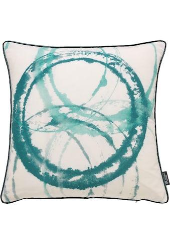 emotion textiles Kissenhülle »Aquarellkreise«, (1 St.) kaufen
