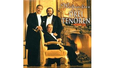 Musik-CD »THE THREE TENORS CHRISTMAS (IN / DOMINGO/CARRERAS/PAVAROTTI« kaufen