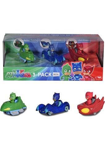 Dickie Toys Spielzeug-Auto »PJ Masks 3-Pack« kaufen