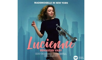 Musik-CD »Mademoiselle in New York / Renaudin Vary, Lucienne/BBC Concert Orchestra« kaufen