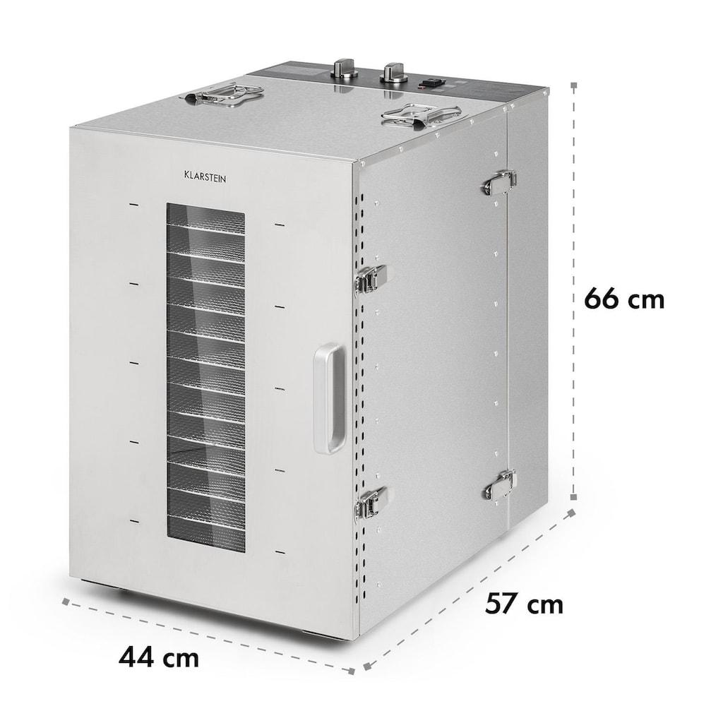 Klarstein Klarstein Master Jerky 16 Dörrautomat 1500W 40-90 °C 15h-Timer E