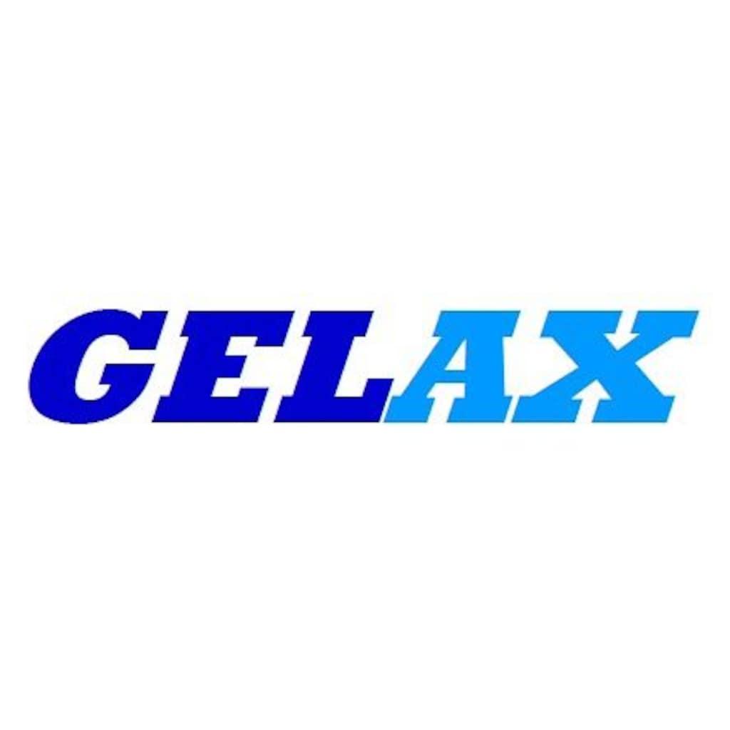 Malie Gelschaummatratze »Gelax®-Comfortflex® Komfort«, 18 cm cm hoch, Raumgewicht: 25 kg/m³, (1 St.)