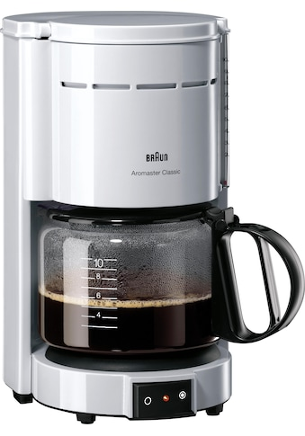 Braun Filterkaffeemaschine Aromaster Classic KF 47/1, Papierfilter 1x4 kaufen