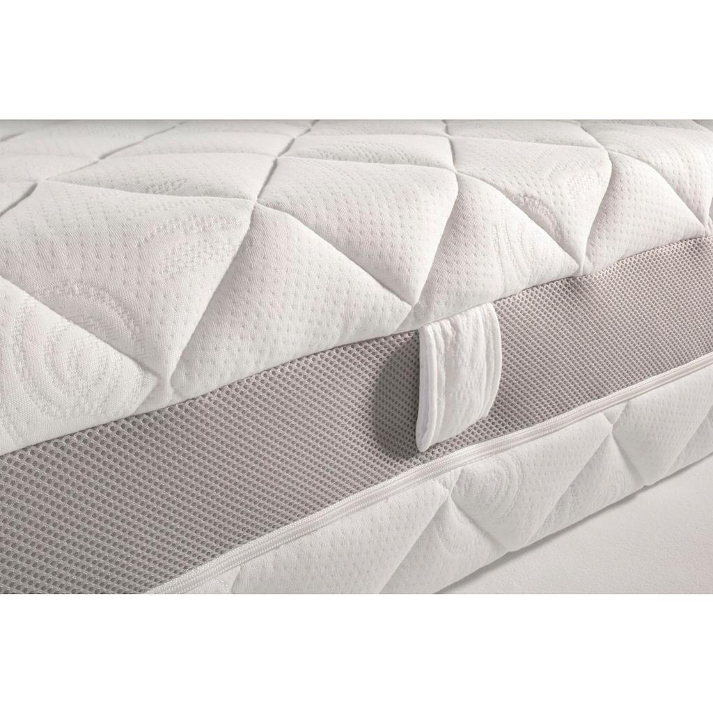 RIBECO Taschenfederkernmatratze »RIBECO 1000«, 25 cm cm hoch, 1000 Federn, (1 St.), Zum Spitzenpreis! Nur solange der Vorrat reicht!