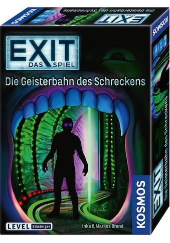 Kosmos Spiel »EXIT - Die Geisterbahn des Schreckens«, Made in Germany kaufen