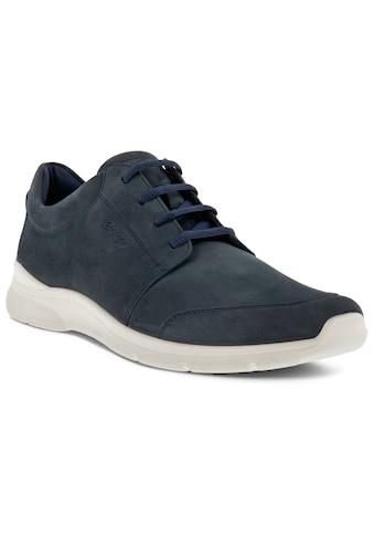 Ecco Sneaker »Irving marine Flutter«, in klassischem Look kaufen