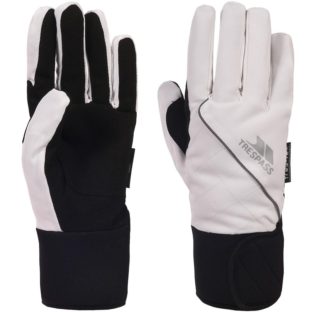 Trespass Multisporthandschuhe »Whiprey Damen Active Sport Handschuhe, wasserfest«