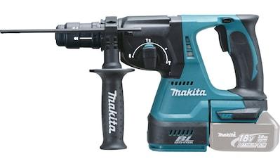 Makita Akku-Kombibohrhammer »DHR243Z«, SDS+, ohne Akku und Ladegerät kaufen