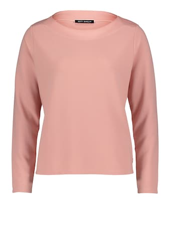 Betty Barclay Sweatshirt »mit Rippenstruktur« kaufen