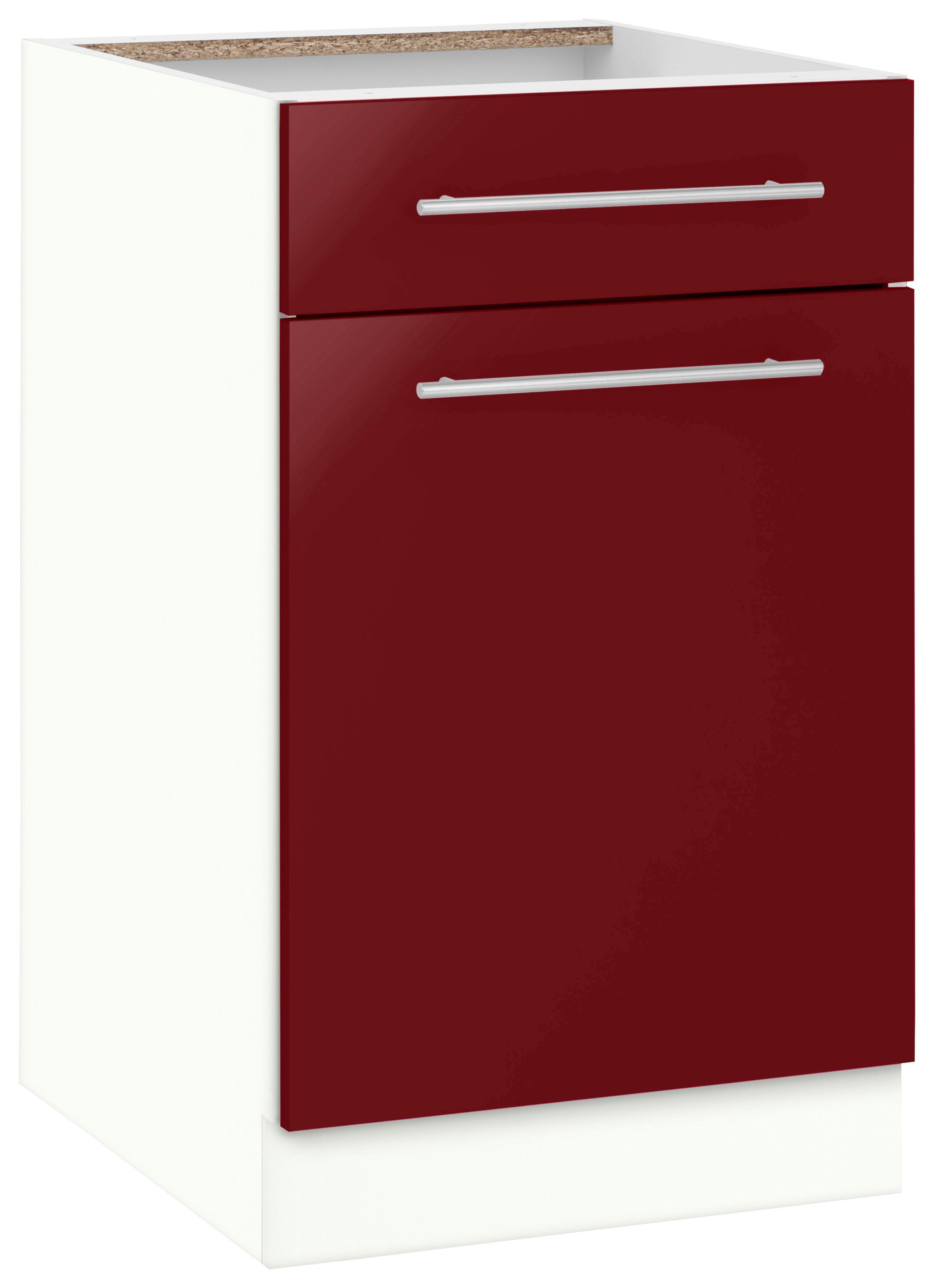 Küchen Unterschrank Hochglanz Weiß Preisvergleich • Die ...