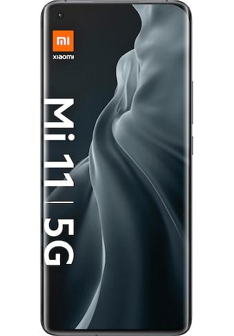 "Xiaomi Smartphone »Mi 11«, (17,3 cm/6,81 "", 256 GB, 108 MP Kamera) kaufen"