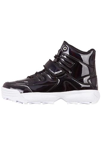 Kappa Sneaker »TEGNO HI GC«, in aktuellem 90er Jahre Design kaufen