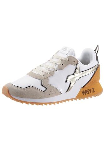 W6YZ Keilsneaker, mit Kontrast-Details kaufen