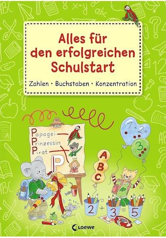 Buch »Alles für den erfolgreichen Schulstart / DIVERSE« kaufen