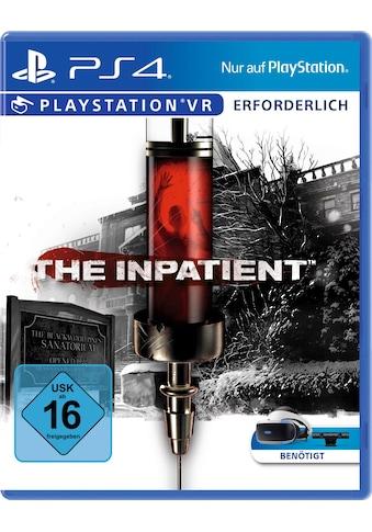 PlayStation 4 Spiel »The Inpatient«, PlayStation 4 kaufen