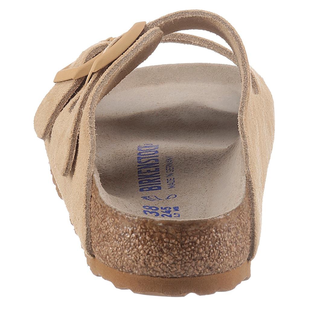 Birkenstock Pantolette »Arizona«, mit verstellbaren Schließen