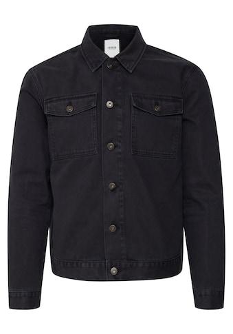 Solid Jeansjacke »Porto«, Jeansjacke mit Knopfleiste kaufen