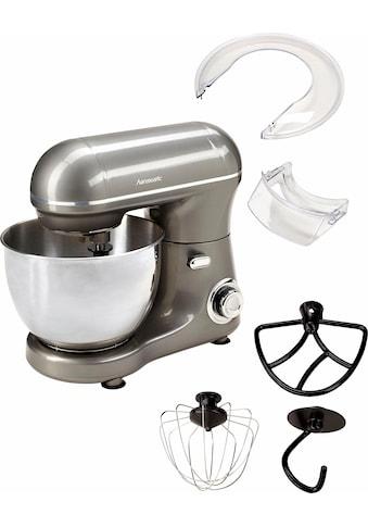 Hanseatic Küchenmaschine »439232«, 600 W, 4 l Schüssel, mit praktischem Zubehör und... kaufen