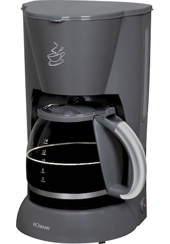 BOMANN Filterkaffeemaschine KA 183 CB, Papierfilter 1x4 kaufen