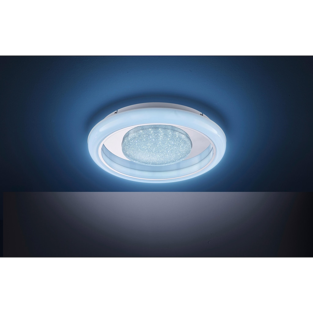 WOFI Deckenleuchte »RHENA«, LED-Board, Kaltweiß, Deckenlampe