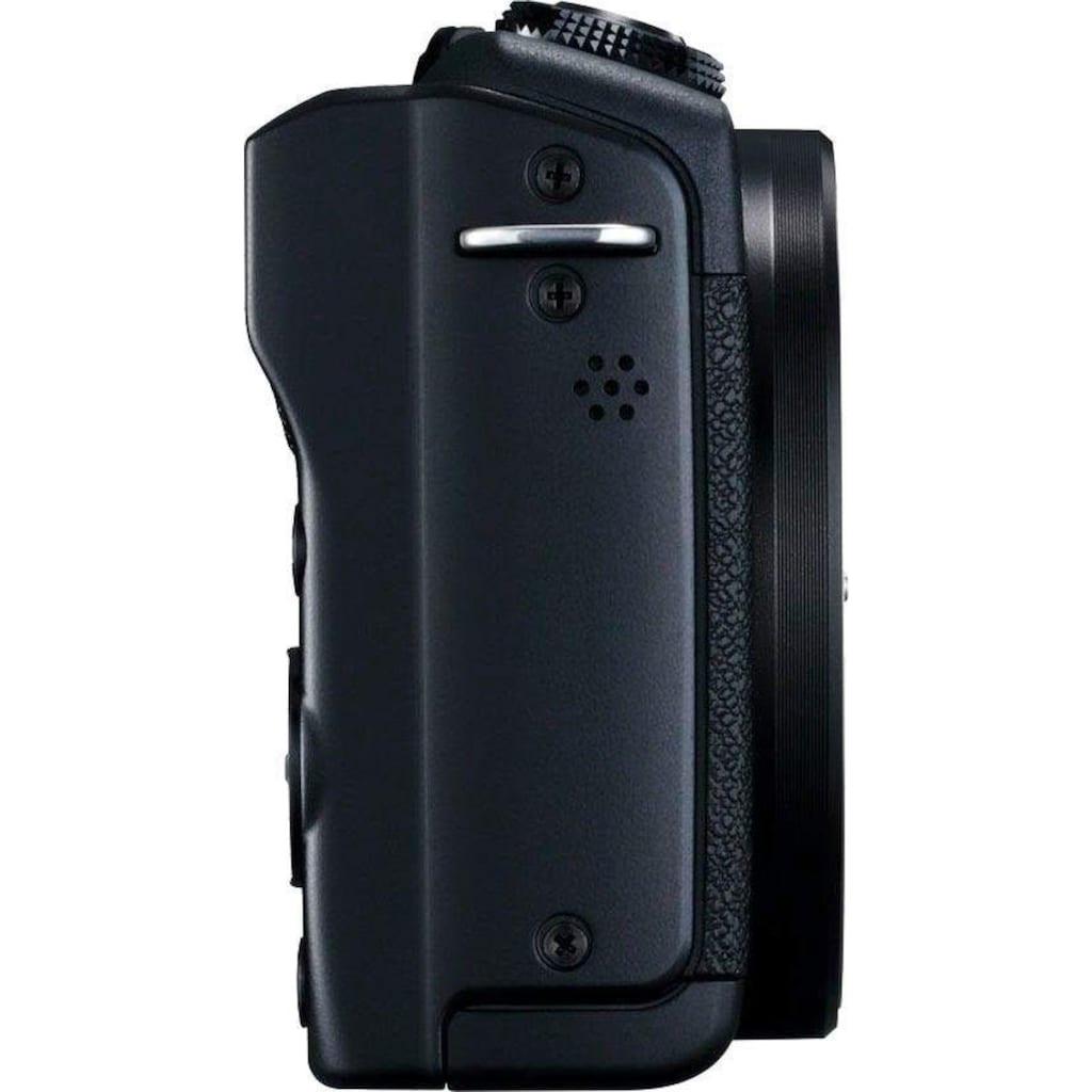 Canon Systemkamera »EOS M200 EFM 15-45mm + EFM 55-200«, EF-M 15-45mm f/3.5-6.3 IS STM, EB EF-M55-200mm f/4.5-6.3 IS STM, Bluetooth-WLAN (Wi-Fi)