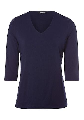 Olsen V-Shirt, mit ¾-Ärmeln kaufen