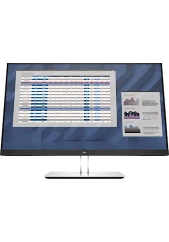 HP LED-Monitor »E27 G4«, 68,6 cm/27 Zoll, 1920 x 1080 px, Full HD, 5 ms Reaktionszeit,... kaufen