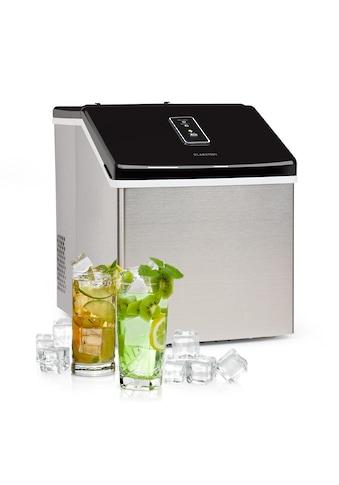 Klarstein Eiswürfelmaschine 13kg/24h Edelstahl »Clearcube« kaufen