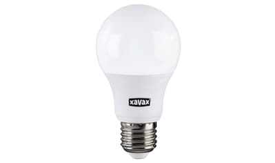 Xavax LED - Lampe, E27, 806lm ersetzt 60W, Glühlampe, Warmweiß »LED - Lampe 230V dimmbar« kaufen