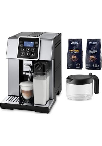 De'Longhi Kaffeevollautomat »ESAM 428.80.SB PERFECTA EVO«, mit Kaffeekannenfunktion, inkl. Kaffeekanne im Wert von UVP € 29,99 kaufen