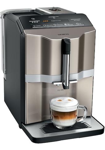 SIEMENS Kaffeevollautomat »EQ.300 TI353514DE«, einfache Zubereitung mit oneTouch... kaufen