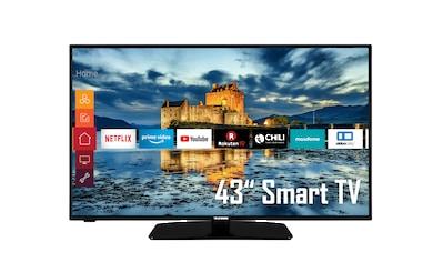 "Telefunken LED-Fernseher »D43F554X1CW«, 108 cm/43 "", Full HD, Smart-TV kaufen"
