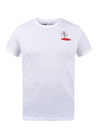 Solid Print-Shirt »21103981«, T-Shirt mit Print kaufen