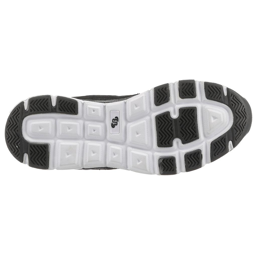 BRÜTTING Sneaker »Spiridon Fit«, im angesagten Materialmix