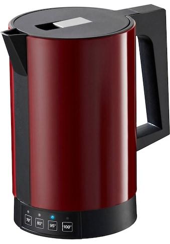 Ritter Wasserkocher »fontana 5 rot«, 1,1 l, 2800 W kaufen